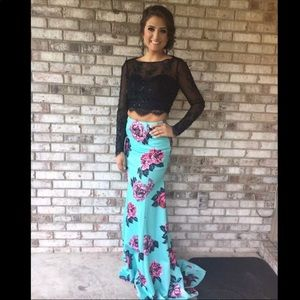 2017 Rachel Allan Prom Dress